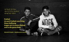 Abdul & Achmed – Licht Dichter